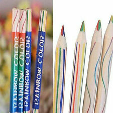 2020 New Rainbow Color Pencil 4 in 1 Colored Drawing Painting Accessory