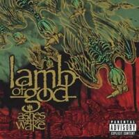 Lamb of God : Ashes of the Wake CD (2004) ***NEW*** FREE Shipping, Save £s