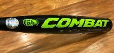 New listing $300 COMBAT MAXUM USSSA Baseball bat 30 18 easton YB15MK yb16mk Demarini cf zen