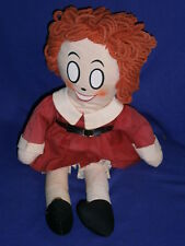Vintage Little Orphan Annie Cloth Doll by Remco 16inch 1967