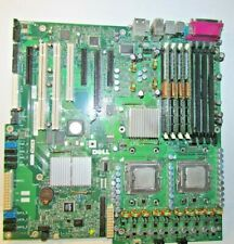 Dell Intel Dual Socket 771 Motherboard 0DT029 WITH DUAL XEON 5060 + 4GB RAM