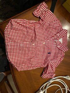 polo ralph lauren button down shirt Size 24 Months