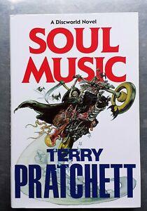 Terry Pratchett SOUL MUSIC (Discworld) Gollancz 1st/1st edition 1994 HB