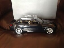 KYOSHO 1/18 BMW M3 CABRIO BLACK DEALER EDITION 80430430945