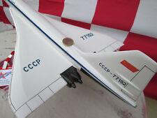 Tupolev Tu - 144 Aeroflot CCCP XXL Avion / YAKAiR  Woodmodel Aircraft / Concord