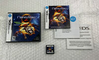 Nanostray 2 (Nintendo DS, 2008) Complete Authentic Tested Working