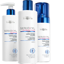 L'OREAL PROFESSIONNEL SERIOXYL KIT 2(COLOURED hair) SHAMPOO+CONDITIONER+FOAM