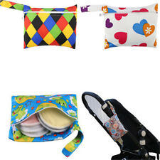 Mini Nursing Wet Bag Waterproof Reusable for Mama Cloth Menstrual Pads X_8ZJA