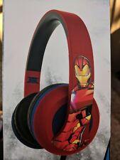 Marvel Avengers Headphones Foldable High Quality Sound Superheroes Toy Gift Kids
