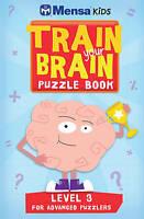 Train Your Brain: Genius by Mensa (Paperback, 2014)