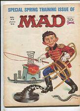 MAD MAGAZINE #95 (5.0) CIRCUS CORNER!