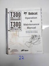 T300 TURBO HIGH FLOW Operation & Maintenance Manual w/BICS 6901935  9/02
