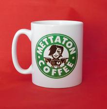 Undertale mettaton Starbucks inspirado Taza De Café 10 Oz