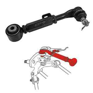 SPC EZ XR Rear Adjustable Control Arm for Honda Ridgeline 06-14 67490