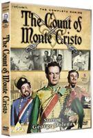 Nuovo The Count Of Monte Cristo - la Serie Completa DVD (7953155)