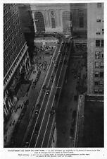 *** Autostrades au coeur de New York *** 1935 - photo (22 x 33) // p341