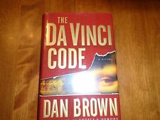 The Da Vinci Code by Dan Brown (2003, Hb 1st/1st) W/ Errors Skitoma Etc.