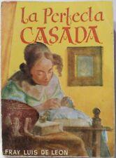 La Perfecta Casada. Enciclopedia Pulga N° 60. Libro