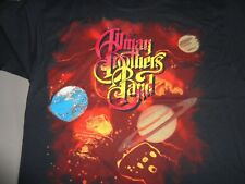 RARE TRUE Vintage 1991 TOUR Allman Brothers SHADES OF TWO WORLDS  t-Shirt Fits M
