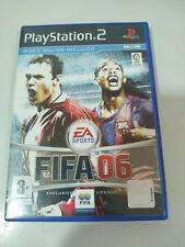 FIFA 06 EA Sports - Playstation 2 Juego para Ps2 - 3T