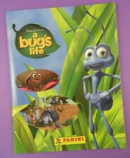 A Bug's Life, Disney Pixar - Unused Sticker Album & Sheet of 18 Stickers
