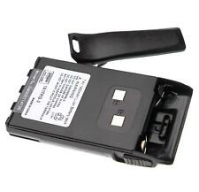 Akku Batterie 1400mAh mit Clip für Wouxun KG-UVD1P, KG-UV2D