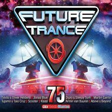 FUTURE TRANCE 75 3 CD NEU