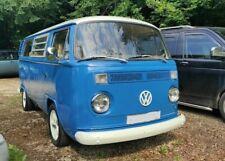 VW Type 2 Bay Window Camper Van (Late Bay)