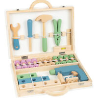LEGLER Small Foot Children's Nordic Toolbox Play Set, Unisex