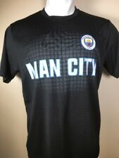 Manchester City Mcfc Cityzens Training Jersey - Black - Medium