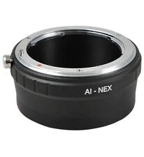 Nikon AI to Sony NEX Mount Adapter NEX-3 NEX-5 Ring Mount Camera Photography