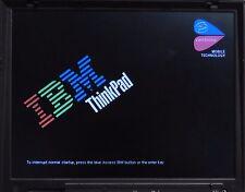 "IBM Lenovo Thinkpad X31 Laptop LCD SCREEN ASSEMBLY 12.1"""