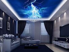 3D Flash Light Ceiling WallPaper Murals Wall Print Decal Deco AJ WALLPAPER