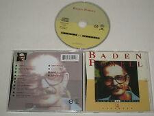 BADEN POWELL/MINHA HISTORIA(VERVE 526194-2) CD ALBUM