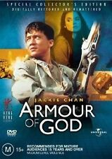 The Armour Of God (DVD, 2005) VGC Pre-owned (D111)