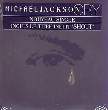 MICHAEL JACKSON - Cry - 2 Tracks