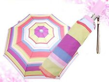 Coach resort Stripe Umbrella Multicolor F62331
