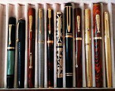 WATERMAN LE MAN 100 Fountain Pen PAINTBRUSH MODERN FINE SMOOTH TO BB NOODLE NIB