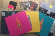 Björk-Voltaic * 3 LP +2 XCD +2 DVD * The Ultimate Package VINILE LIMITED Bjork