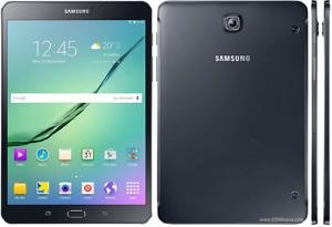 Samsung Galaxy Tab S2 Black Wi-Fi + 4G 9.7 inch 3GB 64GB Unlocked [AU Seller]