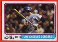 1974 Topps #575 Steve Garvey EX-EXMINT MVP Los Angeles Dodgers FREE SHIPPING