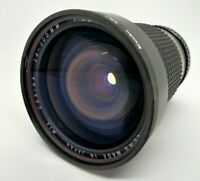 【MINT】 Cosina 28-200mm f/3.5-5.6 Macro Zoom Lens Canon FD Mount From Japan 352a