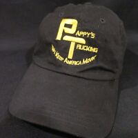 Pappy's Trucking We Keep America Moving Trucker's Hat Adjustable Cap America