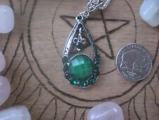 Witches of East End Joanna Green Drop Necklace Pendant