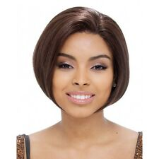 100% Human Hair Indian Remy - Full Lace Wig - Cheri Wig - Color: FR1B/33