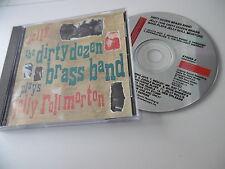 THE DIRTY DOZEN BRASS BAND PLAY JELLY ROLL MORTON CD ALBUM 15 TRACKS