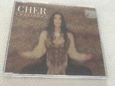 Cher Believe Australian CD Single1998 2 Remixes Almighty Definitive Mix
