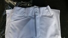 NEW SMITTY OFFICIAL'S APPAREL UMPIRE COACH'S WHITE ATHLETIC SHORTS SIZE ADULT S