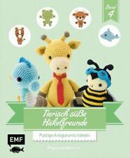 Tierisch süße Häkelfreunde 4 von Amigurumipattern (2017, Taschenbuch)
