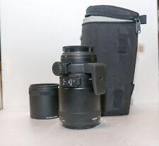 Sigma EX 150 mm F/2.8 APO HSM DG OS Macro objectif pour Sony